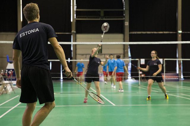 Badminton (Sommerfest-Ideen)
