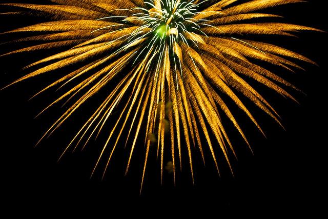 Feuerwerk (Sommerfest-Ideen)