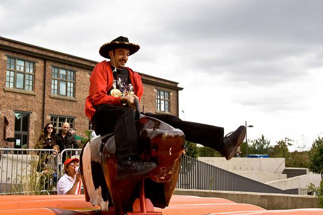 Rodeo (Sommerfest-Ideen)